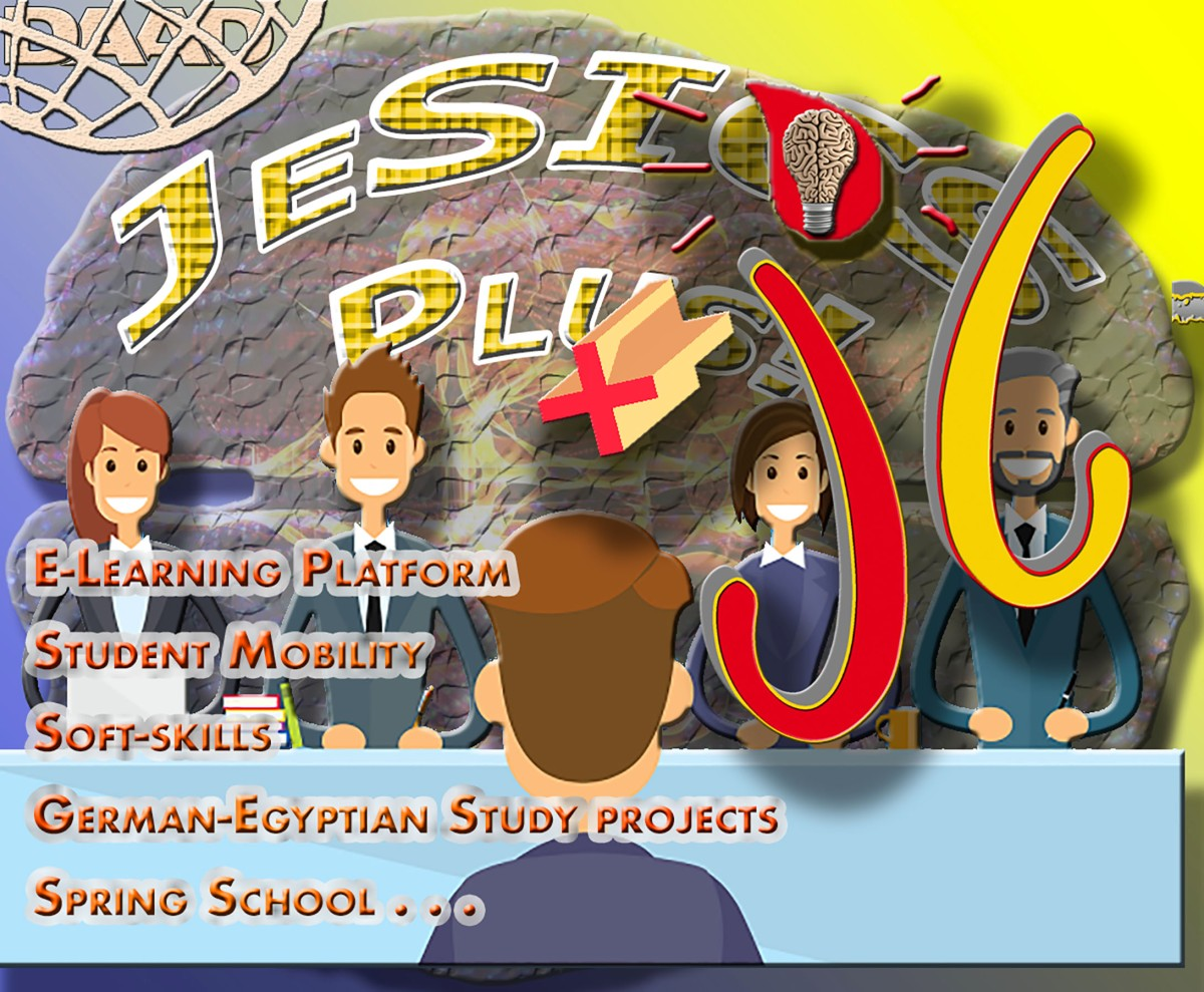 JESICS' 3rd spring school, Cairo, Egypt,2020